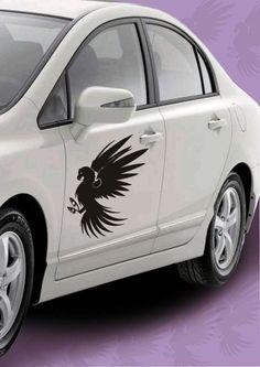 CAR SIDE VINYL DECAL ART STICKER GRAPHICS PATTERN STRIPES JK - Unique car decals stickers