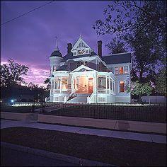 Pillow-Thompson Victorian House...Helena, Arkansas