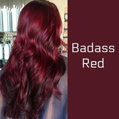 Bad Ass Red Hair