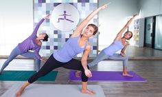Groupon - $ 39 for One Month of Unlimited Classes at YogaFit ($89 Value) in Multiple Locations. Groupon deal price: $39