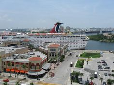 Oct 7th 2012 BAYBE.Channelside Cruise Terminal in Tamps
