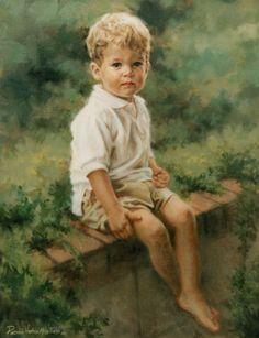 Leon Loard Oil Portraits - Corporate Portraits, Official Portaits & Family Portraits