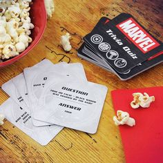 Awesome and 100% Official Marvel Avengers Trivia Quiz
