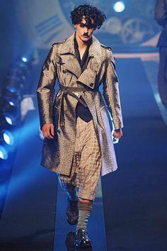 John Galliano Spring 2011 Menswear