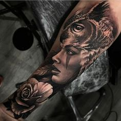 """5,621 Likes, 28 Comments - Tattoo Media Ink (@skinart_mag) on Instagram: """"Tattoo work by: @gansogalvao!!!) #skinartmag #tattoorevuemag #supportgoodtattooing…"""""""