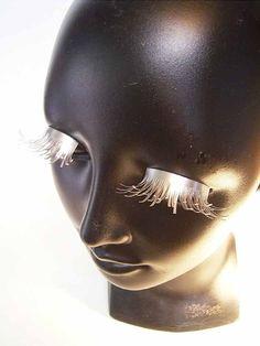 Aluminum eyelash by Shinji Nakaba...