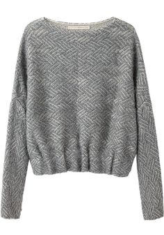 Boatneck Pullover by Lauren Manoogian