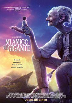 Mi amigo el gigante (The BFG) (2016)- Pelicula Online Español Latino HD