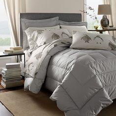 Penguin Sheets, European Hi-Loft™ Supersize Down Comforter / Duvet | The Company Store