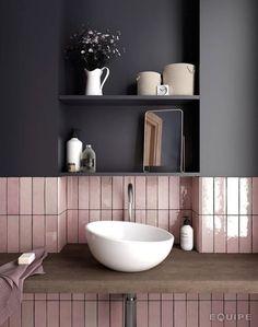 Bathroom Colors, Bathroom Sets, Modern Bathroom, Bathroom Pink, Small Bathroom, Indian Bathroom, Contemporary Bathrooms, Beautiful Bathrooms, Master Bathroom