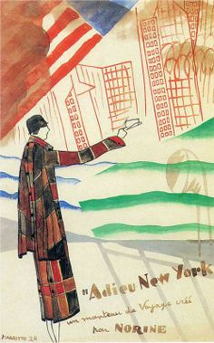Advertisment for Norine - Rene Magritte, 1925