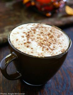 recipe pumpkin spice hot chocolate or mocha or latte 100 days