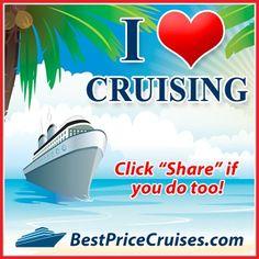 I <3 Cruising!