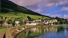 """""""County Louth, Ireland-the town of Carlingford"""