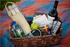 Wedding Welcome Bags Ideas