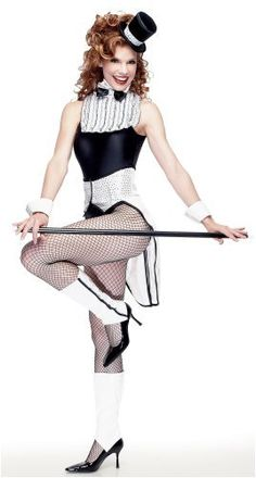 Cat halloween costume ideas for adults and children kitty magician assistant costumeg 268500 solutioingenieria Images