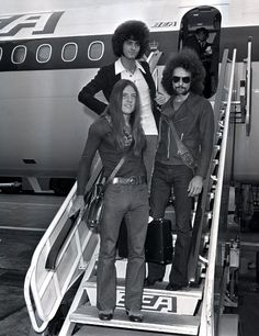 Grand Funk Railroad. Who else loved some Grand Funk?