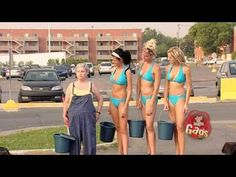 JFL Hidden Camera Pranks & Gags: Bikini Car Wash Special