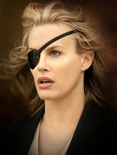 Daryl Hannah en Kill Bill.