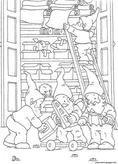 print free s christmas elves5471 coloring pages christmas drawing kids christmas christmas crafts