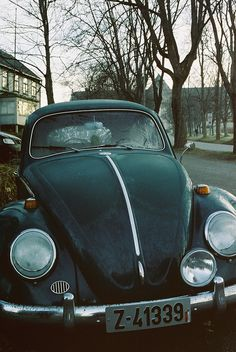 VW Beetle / photo by jone