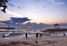 Pantai Karang, Sanur.