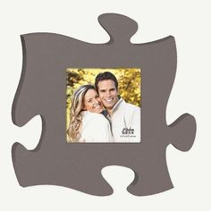 Share family traditions with this 3 Piece Grandparents House Rules Puzzle Piece Photo Frame Set. Puzzle Piece Picture Frames, Classic Picture Frames, Puzzle Frame, Puzzle Crafts, Cool Wall Decor, Old Country Stores, Modern Frames, Collage Frames, Family Wall