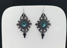 Excited to share the latest addition to my #etsy shop: Openwork earrings https://etsy.me/2qzqQ6q