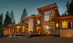Projects — Jim Morrison Construction - California Custom Home Builder Diy Rustic Decor, Rustic Design, Custom Home Builders, Custom Homes, Mountain Modern, Jim Morrison, Lake Tahoe, Log Homes, Modern Rustic