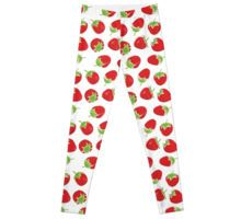 strawberries on white background Leggings Gothic Leggings, Strawberries, Duvet Covers, Baby Kids, Collage, Room Decor, Trends, Trending Outfits, Shirts