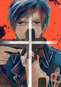 Newest - Your spot for viewing some of the best pieces on DeviantArt. Be inspired by a huge range of artwork from artists around the world. Blue Exorcist Anime, Ao No Exorcist, Fullmetal Alchemist, Me Me Me Anime, Anime Guys, Yukio Okumura, Cute Twins, Fanart, Blue Flames