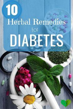 Top 10 Herbal Remedies for Diabetes - Safe & Natural