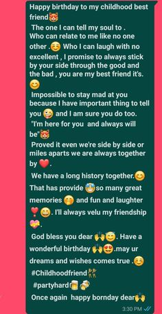 Happy Birthday Mommy Quotes, Cute Birthday Wishes, Happy Birthday Posters, Birthday Wishes Messages, Birthday Quotes For Best Friend, Happy Birthday Fun, Happy Birthday Paragraph, Cute Texts For Him, Bff Quotes