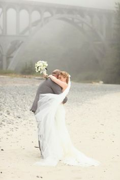 Oregon Coast Wedding by Stefan & Audrey, Coordinated by Event Crush