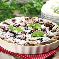 Drottningkaka med mandelmassa - Hemmets Journal Bagan, Swedish Recipes, Sweet Recipes, No Bake Desserts, Just Desserts, Sweet Pie, Sweet Sweet, Sweet Stuff, Wheat Free Recipes