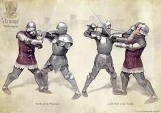 Longsword Fighting Techniques