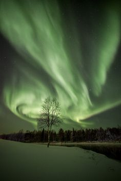 Äkäslompolo few nights ago - Markus Kiili ( Panning For Gold, Lapland Finland, Whitewater Rafting, Aurora Borealis, Night Skies, Mother Nature, Wilderness, Northern Lights, Sky