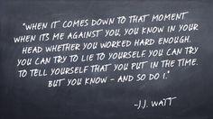 J.J Watt Wallpaper | Click the image for a high-resolution version for your desktop ...