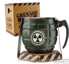 Wybuchowy Kubek - nie tylko dla fanów militariów ;)
