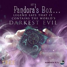 @Once Upon a Time: Will Pandora's Box help Regina and Mr. Gold #SaveHenry? Once returns tomorrow at 8|7c on ABC