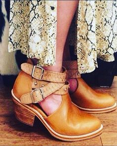 Restocked >> The Dreamer Leather Boots