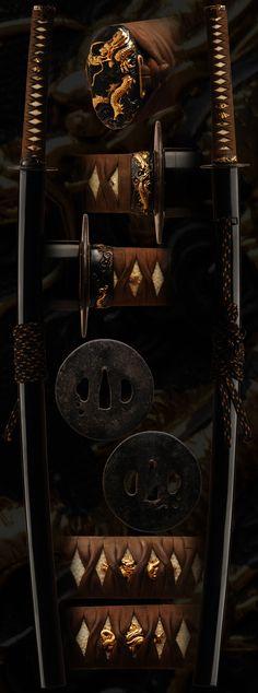 Japanese sword, Katana 刀 /added by B550