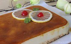 tartas, tartas de limón, limón, gelatina, postres, Julia y sus recetas, dulces, cítricos, postres frescos