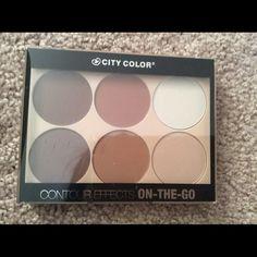 Contour Palette **24HR SALE** All matte. Brand is City Color!!! MAC Cosmetics Makeup Bronzer