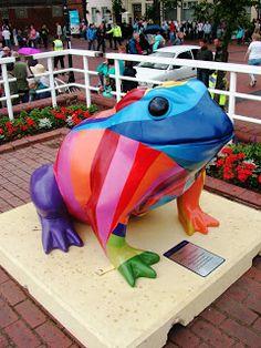BARTIE-BLOG: Larkin with Toads    3, Squatwit location Nelson Street