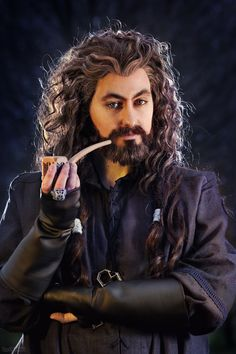 thorin cosplay   thorin oakenshield 04 by hizsi photography people portraits cosplay ...