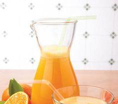 ¿Padeces gastritis? Reduce la acidez incluyendo este jugo en tu desayuno.