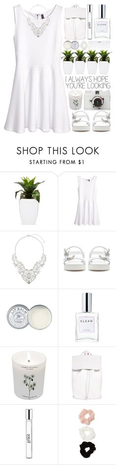"""Clean- Spring Set"" by heartart ❤ liked on Polyvore featuring H&M, Miss Selfridge, Zara, Jack Wills, CLEAN, Carriere, DESA 1972, philosophy, Conair and Forever 21"