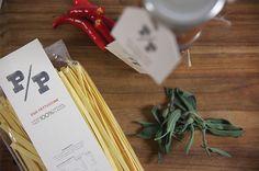 Passion Pasta on Behance