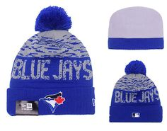 00cdc387d9d Men s   Women s Toronto Blue Jays New Era MLB On-Field Sports Knit Pom Pom